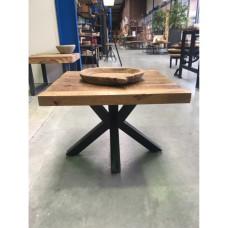 Salontafel vierkant mango hout 60 cm