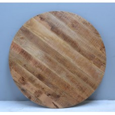 Mango tafelblad rond 120 cm