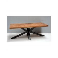 Salontafel rechthoek mango hout 120 x 60 cm